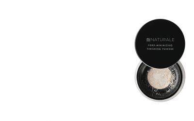 Finishing Powder Pro from au Naturale Cosmetics – out now!